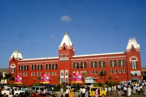 Chennai_Central_side