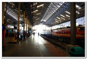 chennai-central-platforms