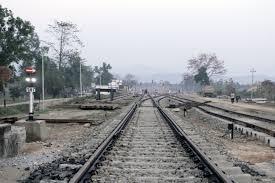 Jiribam railway station  1