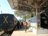 Jiribam railway station