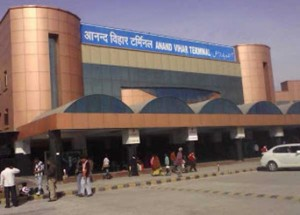 anand bihar junction