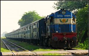 delhi train