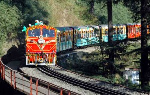 Kalka Shimla Train Photo