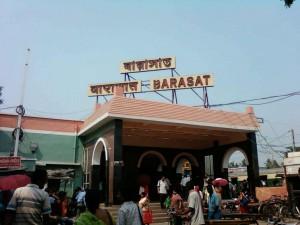 barsat railway station