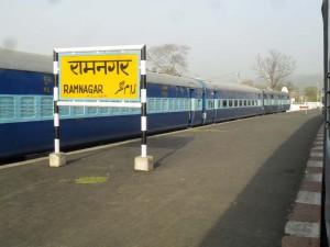 15. Ramnagar Railway Station