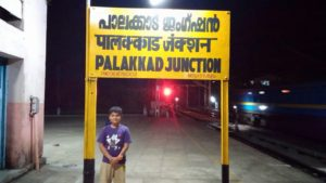 palakkad junction