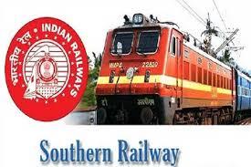 21 Sports Quota Vacancy - Southern Railway,Tamil Nadu 1